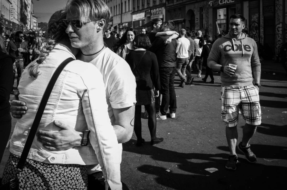Hugs and Kisses - Berlin