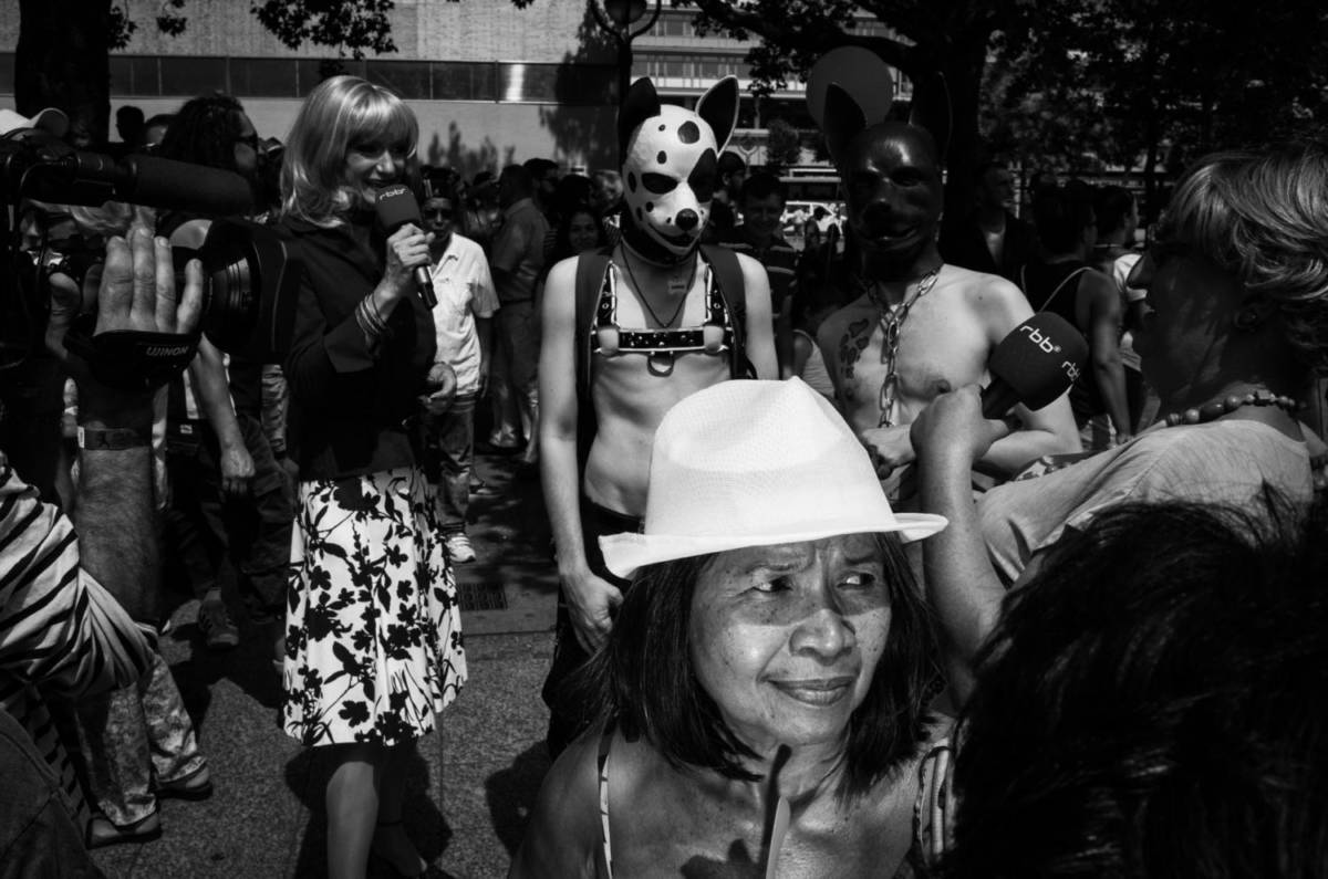 Flash Street Photography