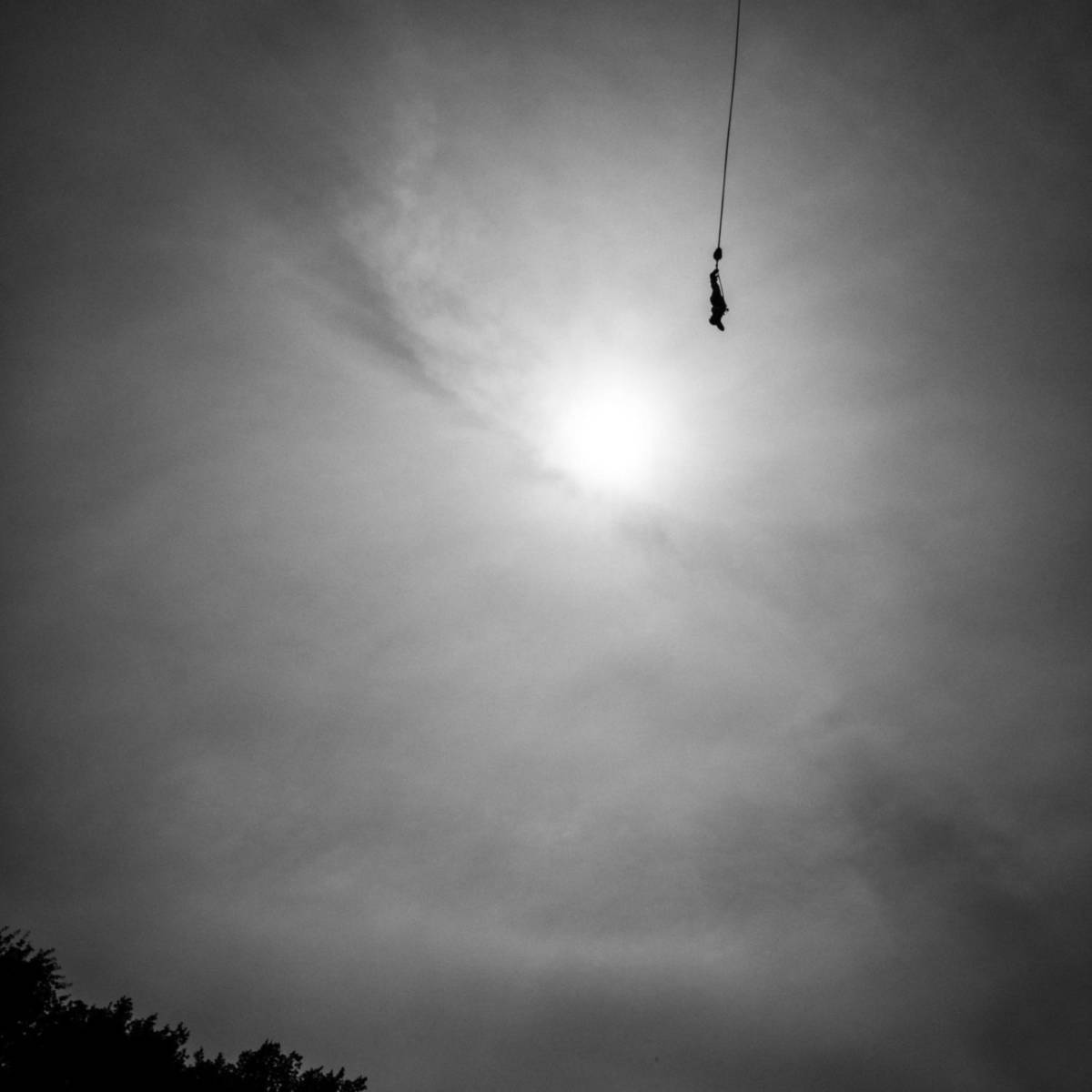 Background in Photography - Bungee Jump