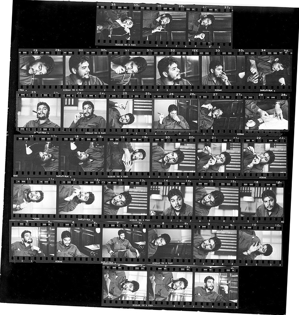 Contact Sheets - Street Photography
