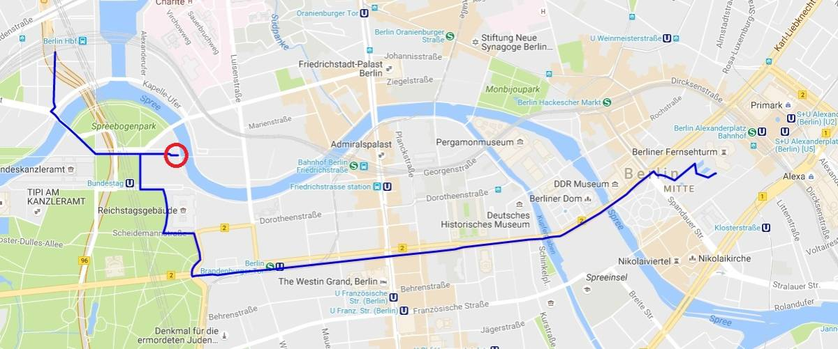 Berlin Guide - Government District