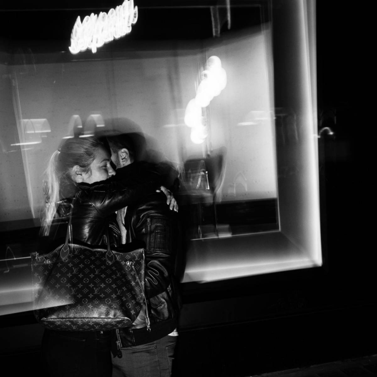 Street Photography Projects - In Front of KaDeWe