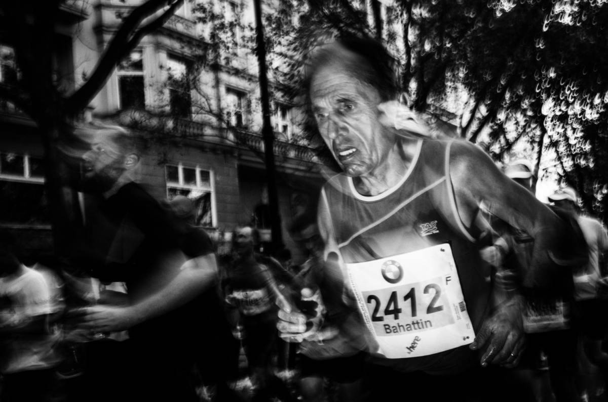 Street Photography Berlin Marathon
