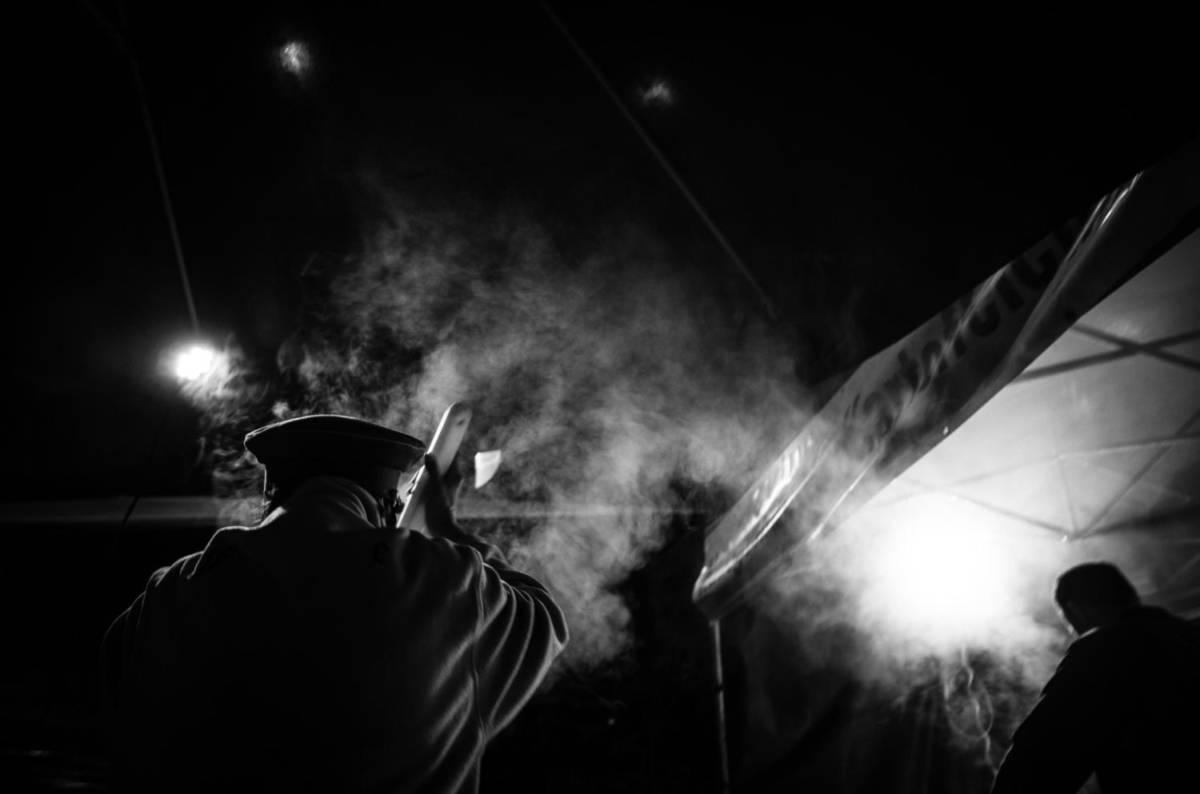 Street Photography Berlin Soup Night