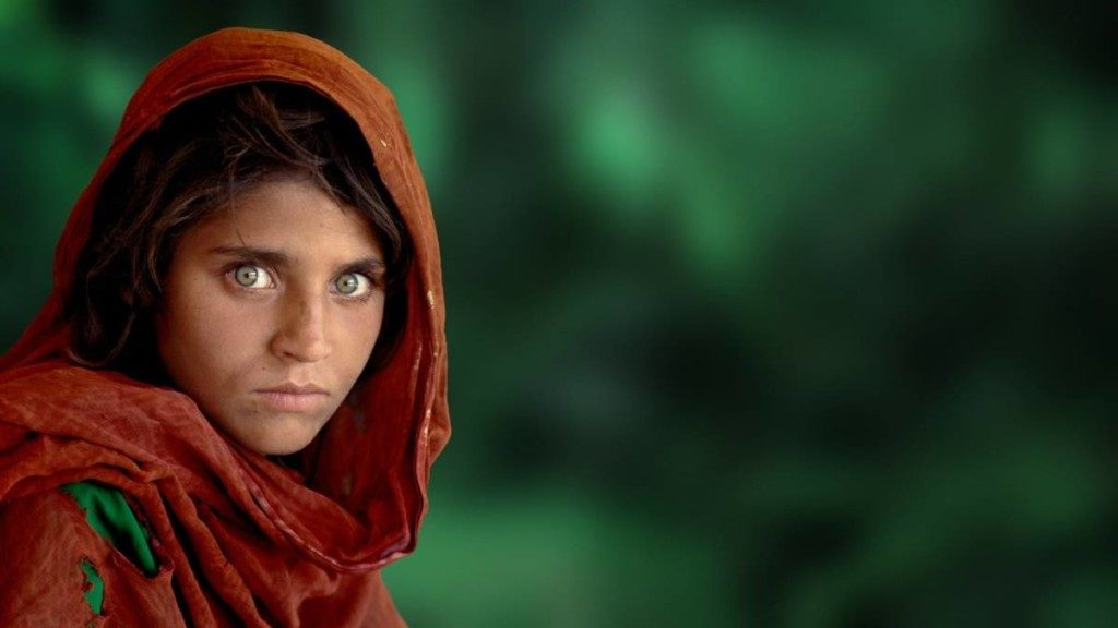 Photojournalism Ethics - Afghan Girl