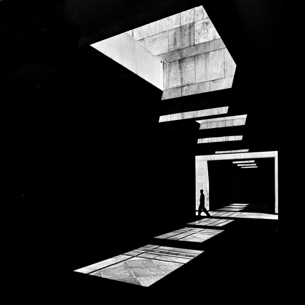 Negative Space in Photography by Serge Najjar