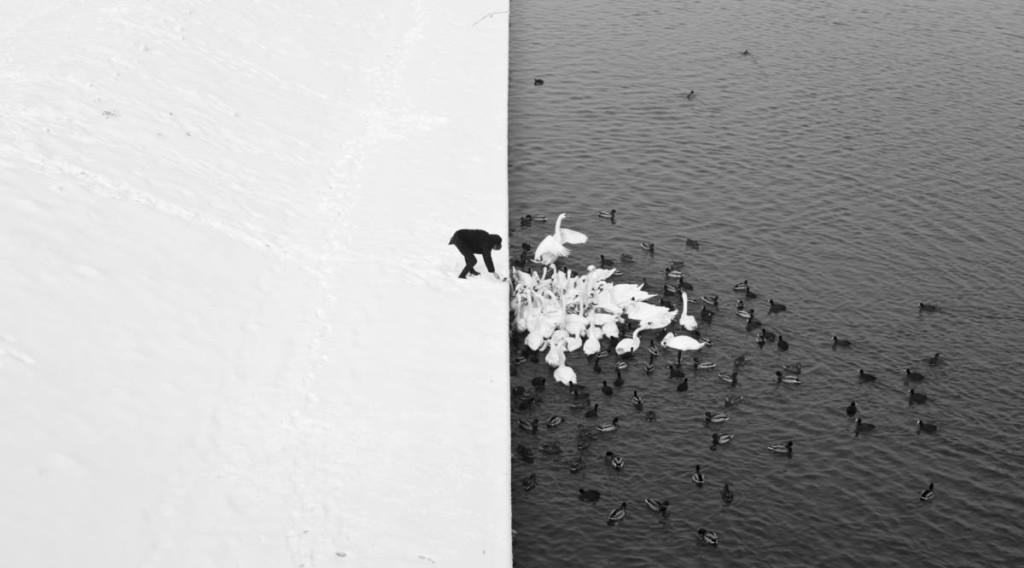 Negative Space in Photography Marcin Ryczek