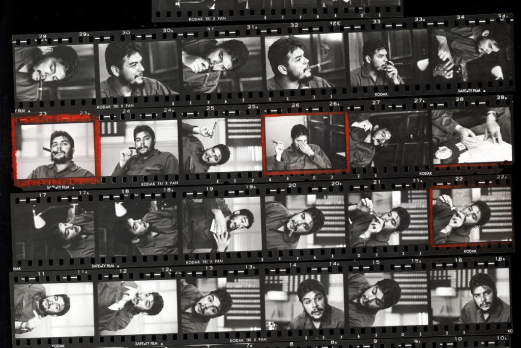 Magnum Contact Sheets - Photojournalism