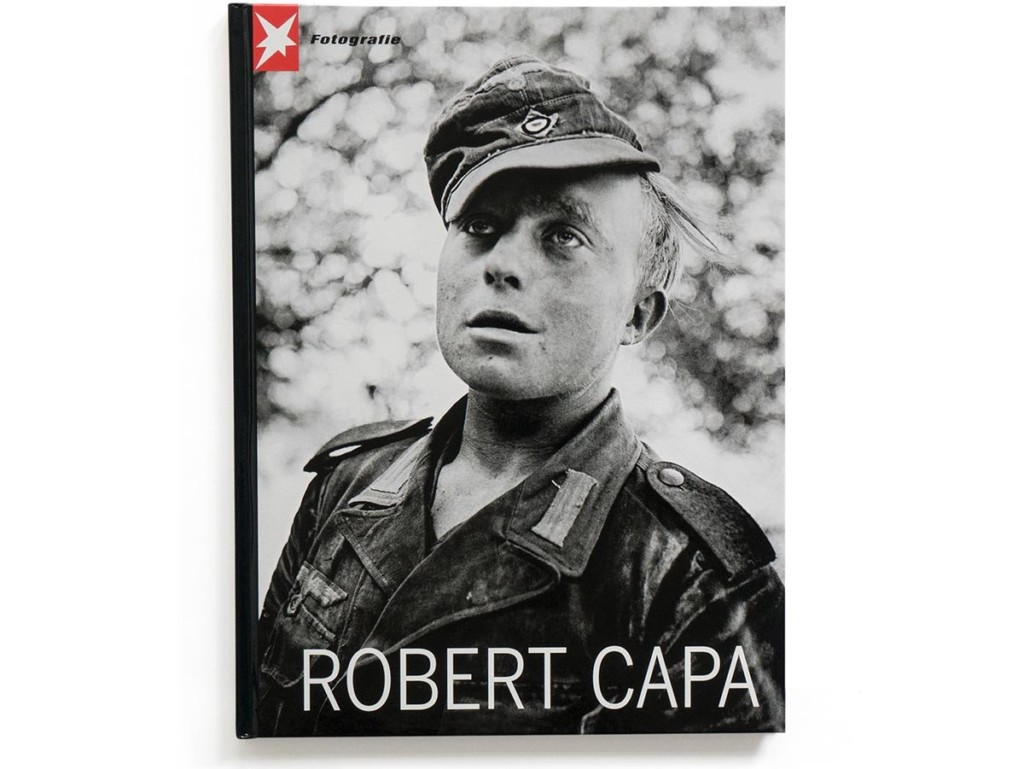 Robert Capa - Stern Collection - Photography Books