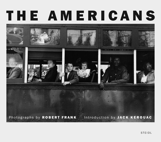 Robert Frank - The Americans - Best Photography Books