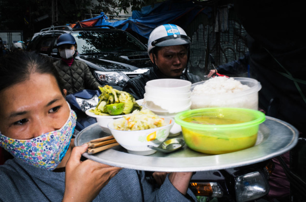 Food To Go in Hanoi