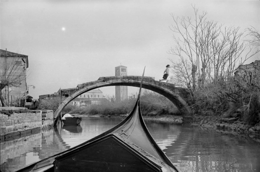 Henri Cartier-Bresson - Bridge
