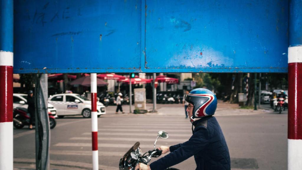 Bike Helmet - Hanoi