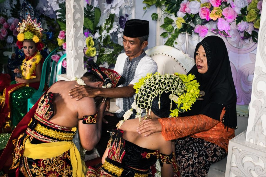 An Indonesian Wedding