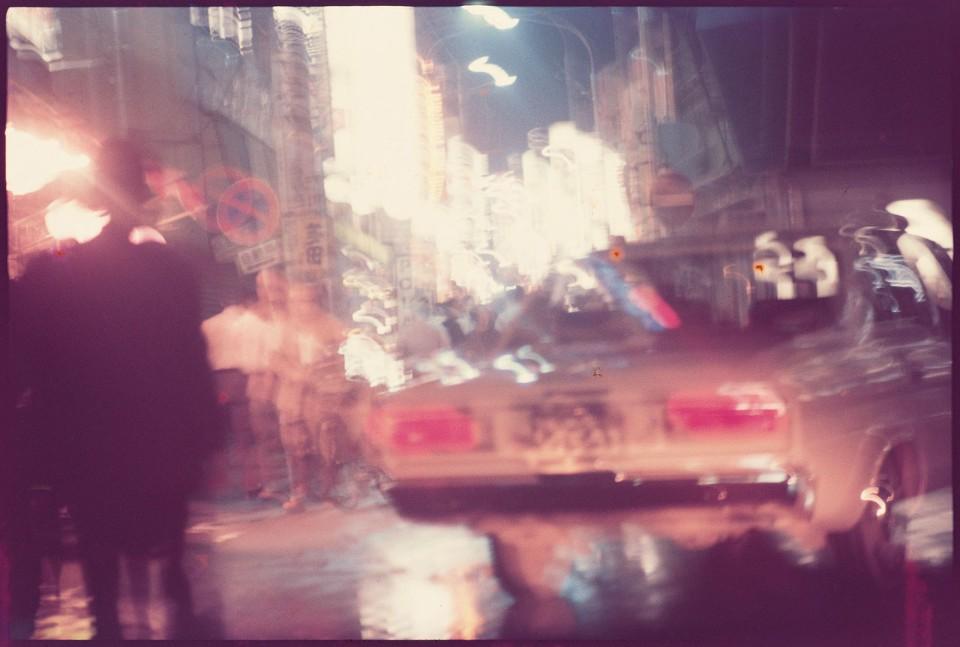 Street Photography Style - Daido Moriyama Color