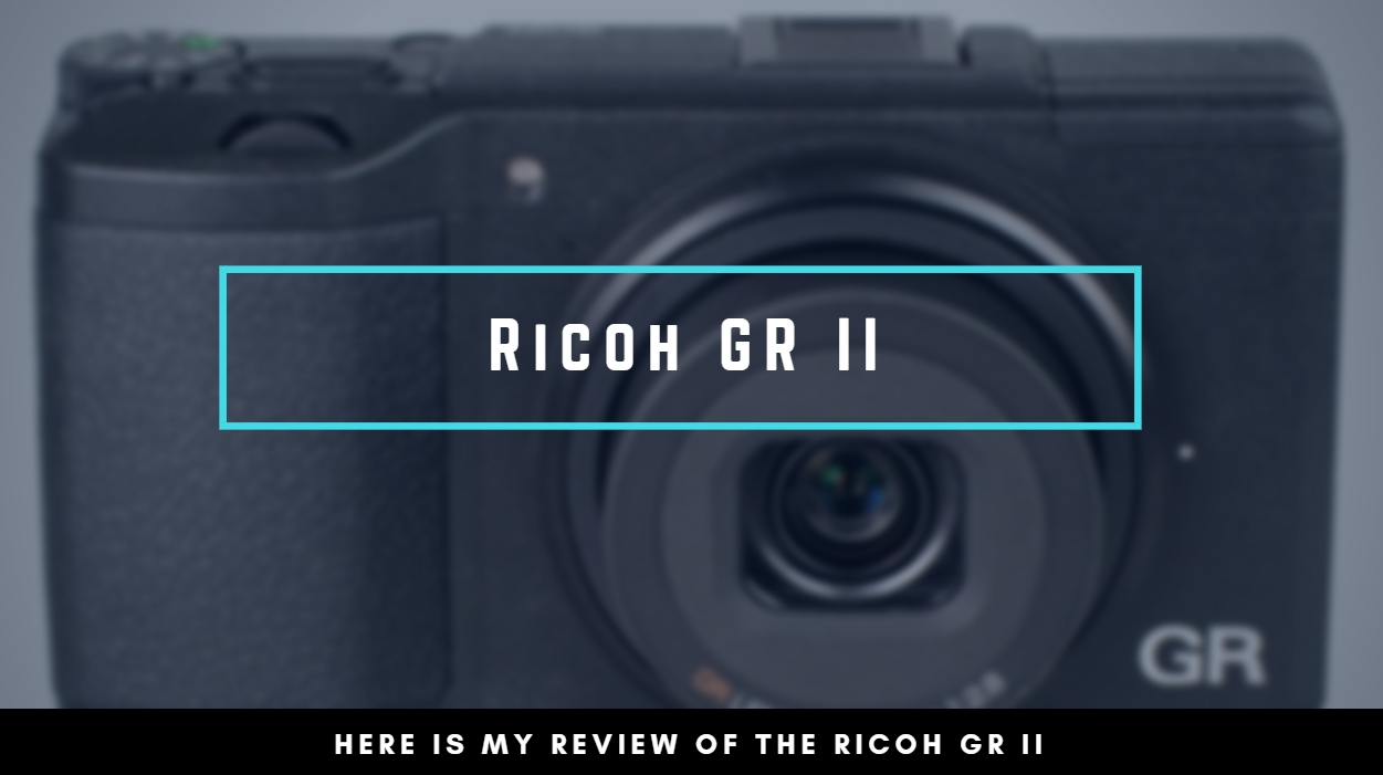 The Ricoh GR and Street Photography - A Review - Streetbounty