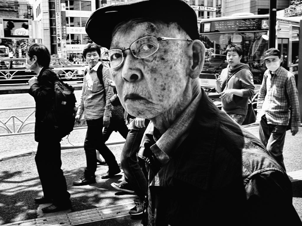 Street Photography Style - Tatsuo Suzuki