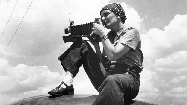 Documentary Photography - Dorothea Lange