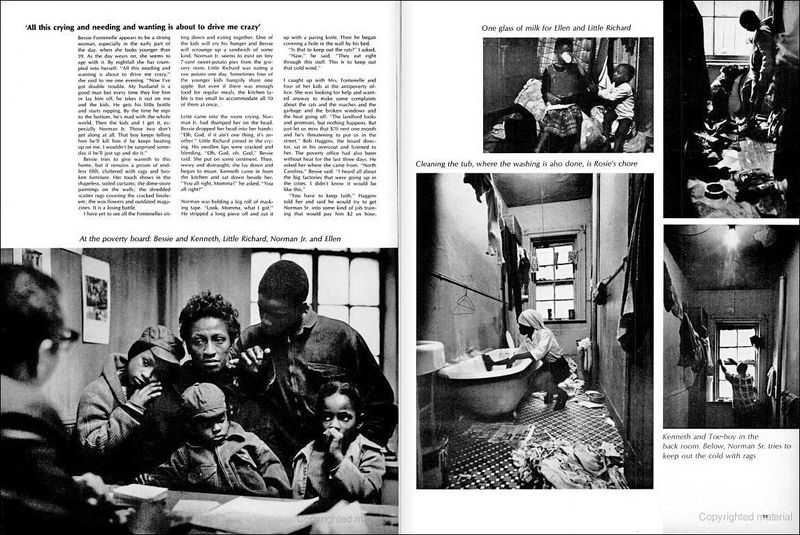 Documentary Photography Books - A Harlem Family