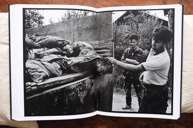 Documentary Photography Book - Inferno