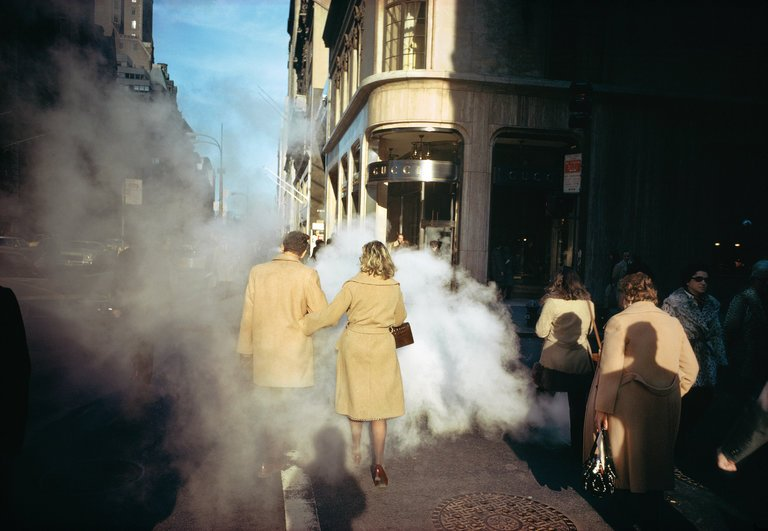 Documentary Photography - Joel Meyerowitz