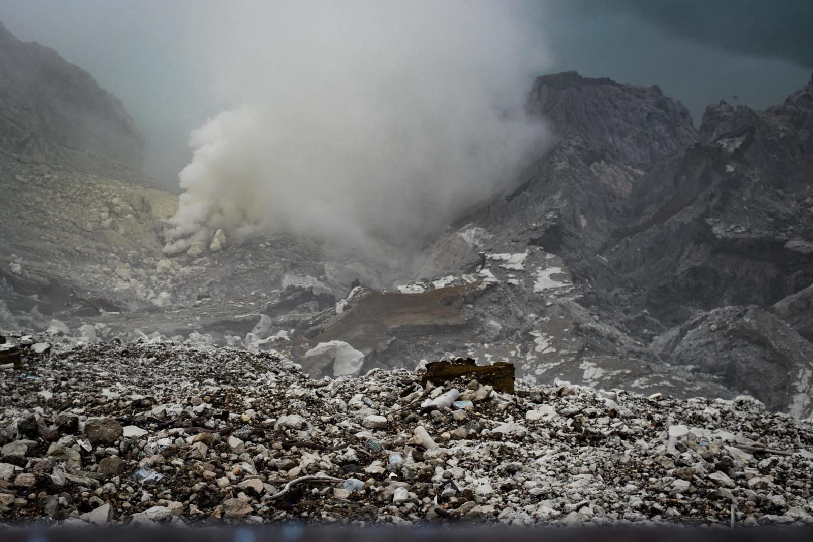 Documentary Photography - Mt Ijen