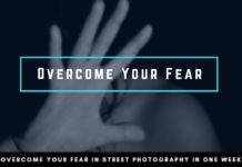 Overcome Your Fear