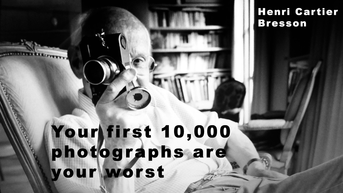 100 Inspirational Street Photography Quotes - Streetbounty