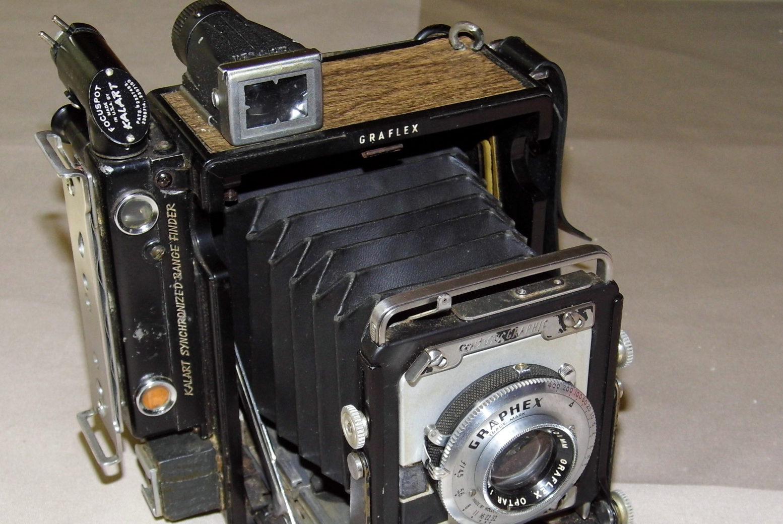 Graflex Vintage Camera