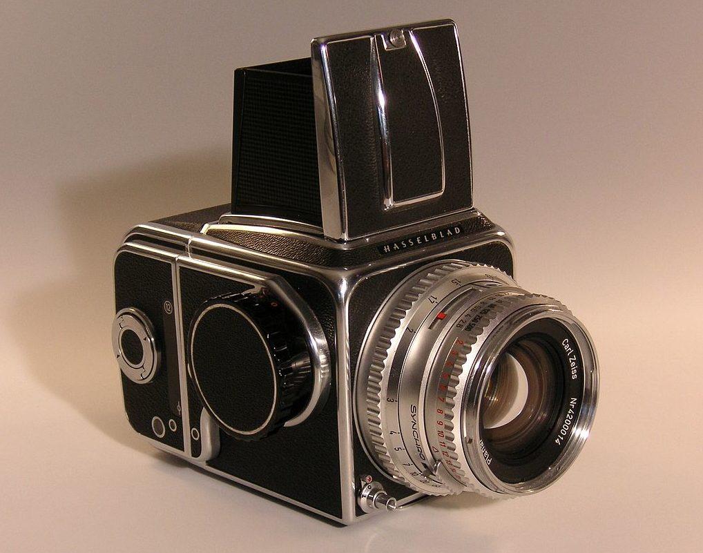 Hasselblad 500c Vintage Camera