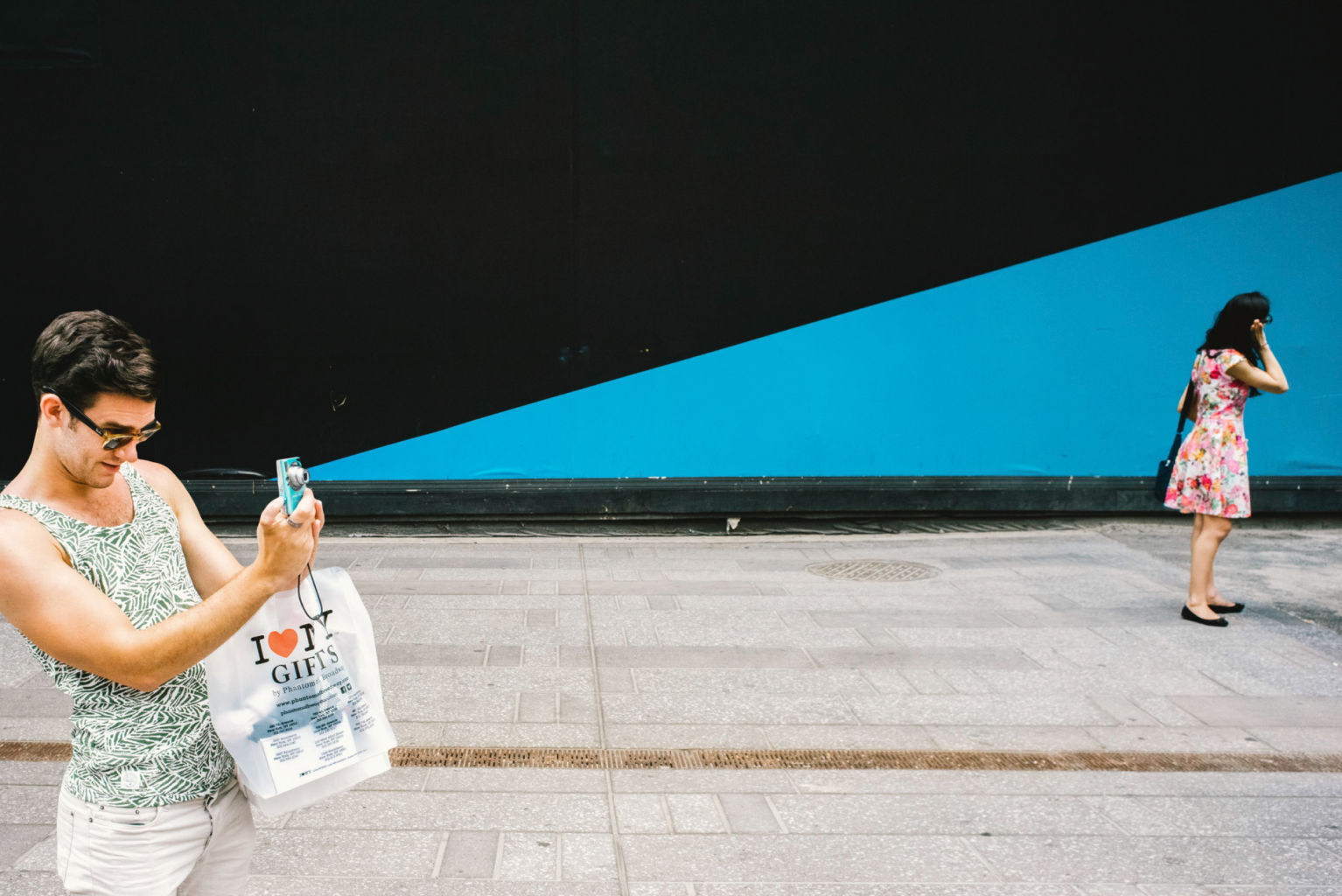 Juxtaposition in Photography by Jonathan Higbee
