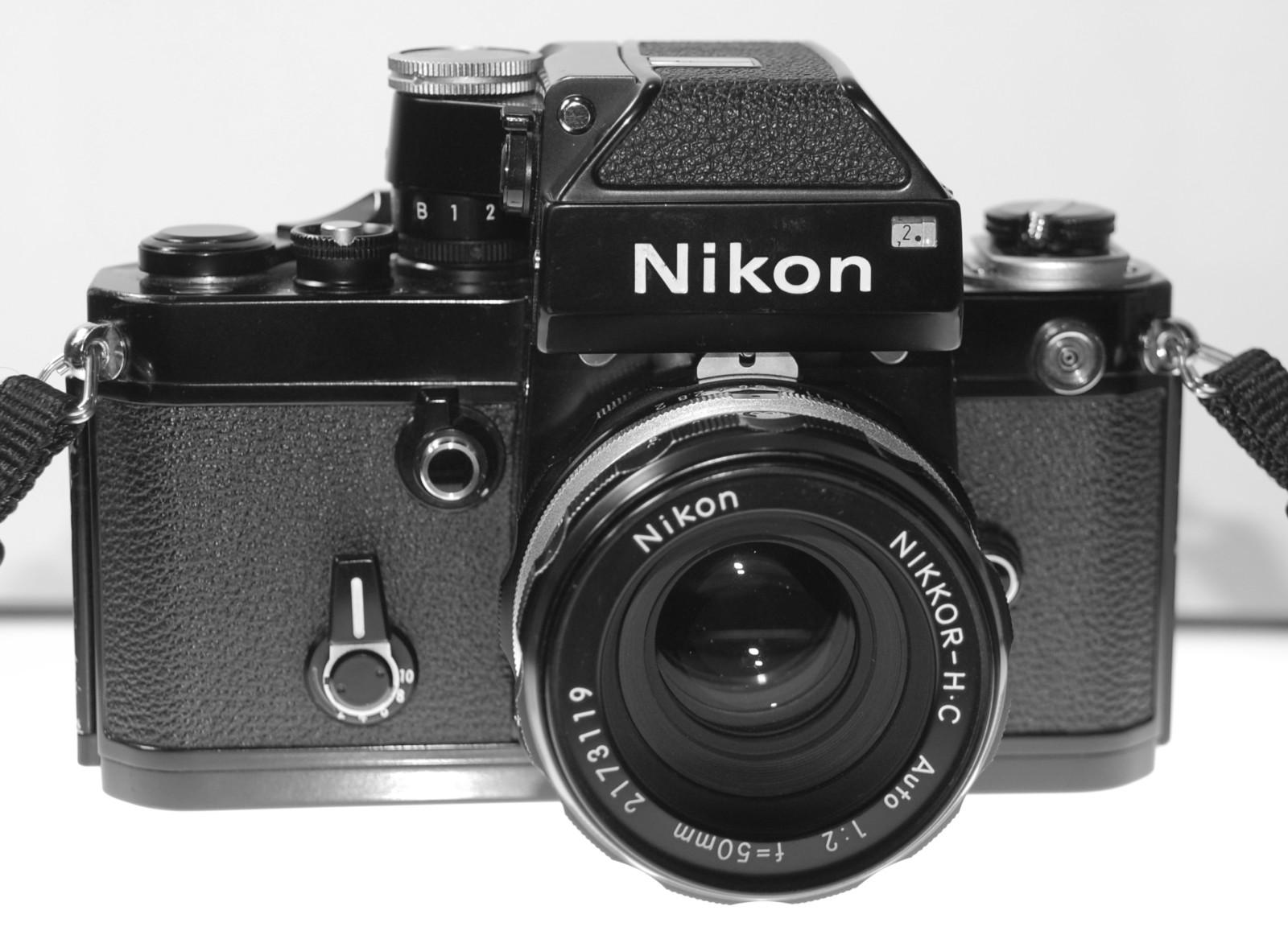 Nikon F2 Vintage Camera
