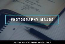 Photography Major