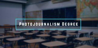 Photojournalism Degree