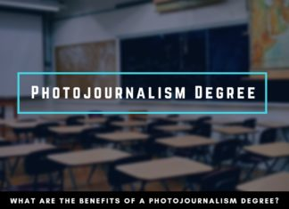 Photojournalism Degree