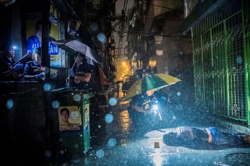 Photojournalism Example - Daniel Berehulak