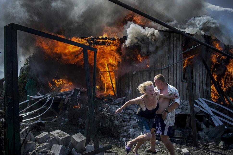 Photojournalism Example - Valery Melnikov