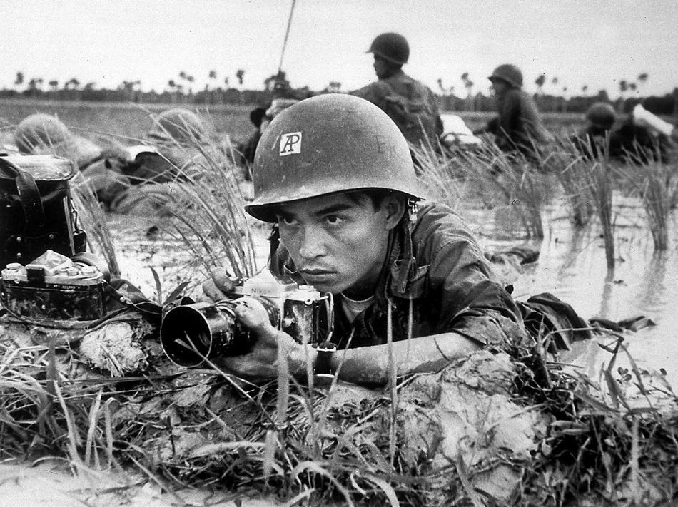 Photojournalism - War