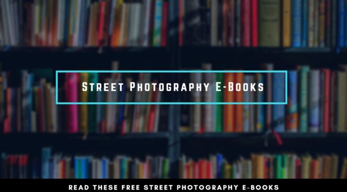 Street Photography E-Books