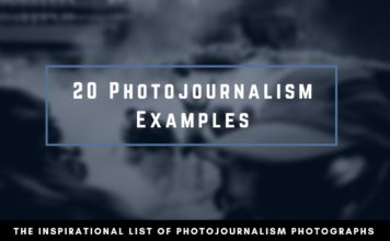 Photojournalism Examples