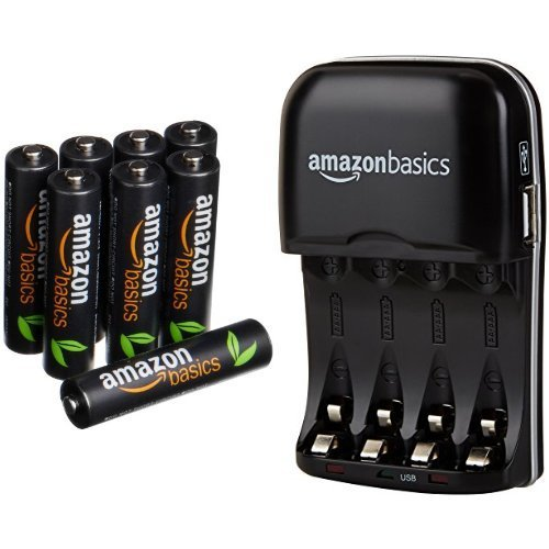 Amazon Basic Batteries