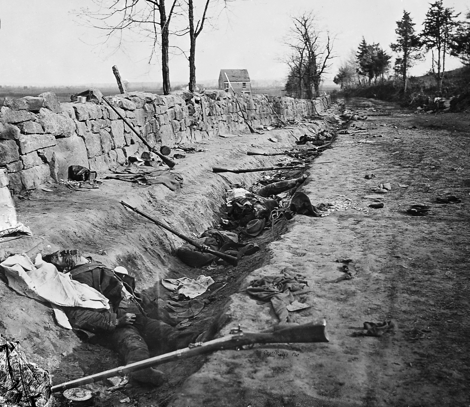 American Civil War by Mathew Brady
