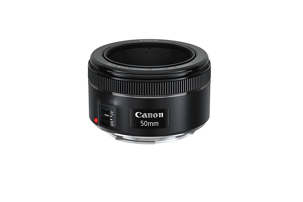 Canon 50mm - Lens for Street Photography