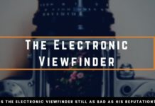The Electronic Viewfinder - Cover Picture