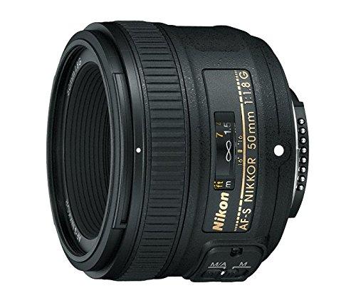 Best Lens for Street Photography - Nikon AF-S FX NIKKOR 50mm