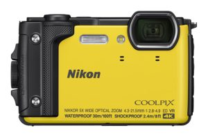 Best Camera For Hiking - Nikon W 300