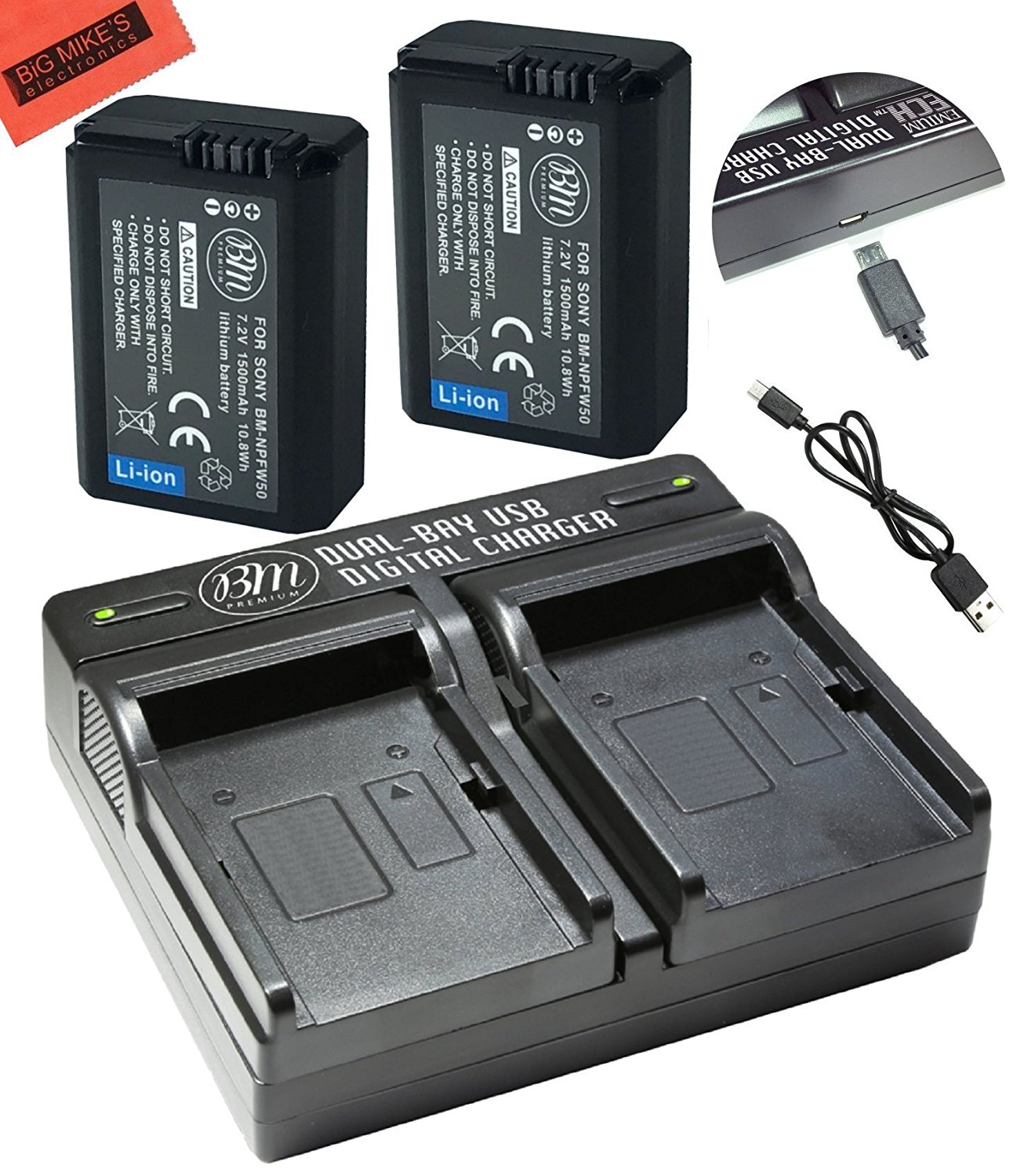 Sony Batteries - Gifts for Photographers