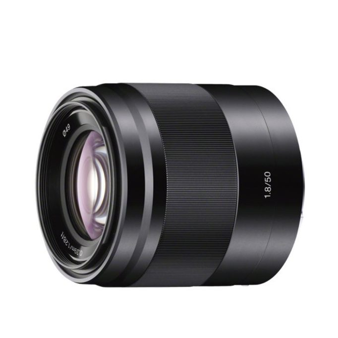 Best Lens for Street Photography - Sony SEL50F18 50mm f/1.8