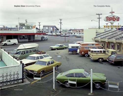 Stephen Shore - Photography present