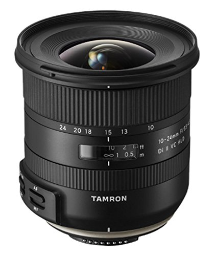 Tamron 10-24mm Di-II - Zoom Lens for Street Photography